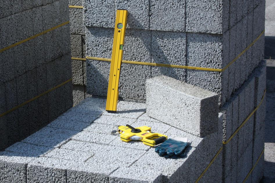 Lightweight Insulating Blocks Images